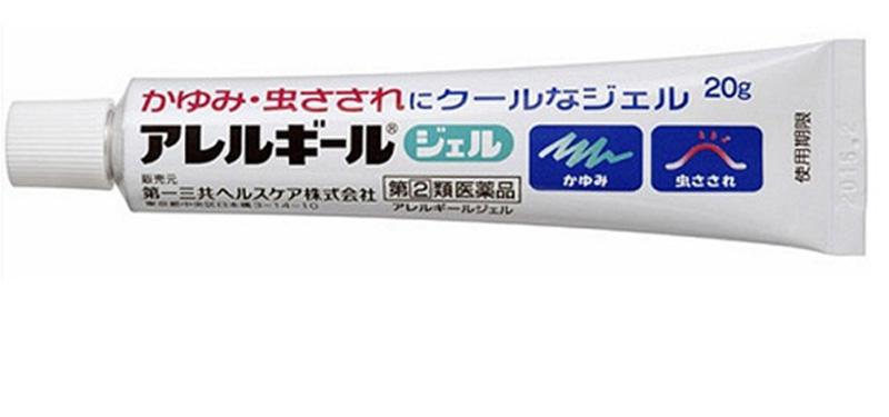 Kem bôi trị tổ đỉa, giảm ngứa cơ địa của Nhật Daiichi Sankyo