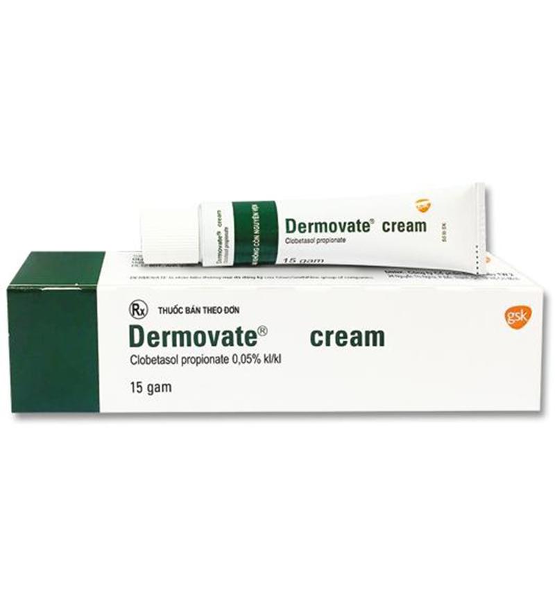 Dermovate được sử dụng phổ biến khi điều trị tổ đỉa