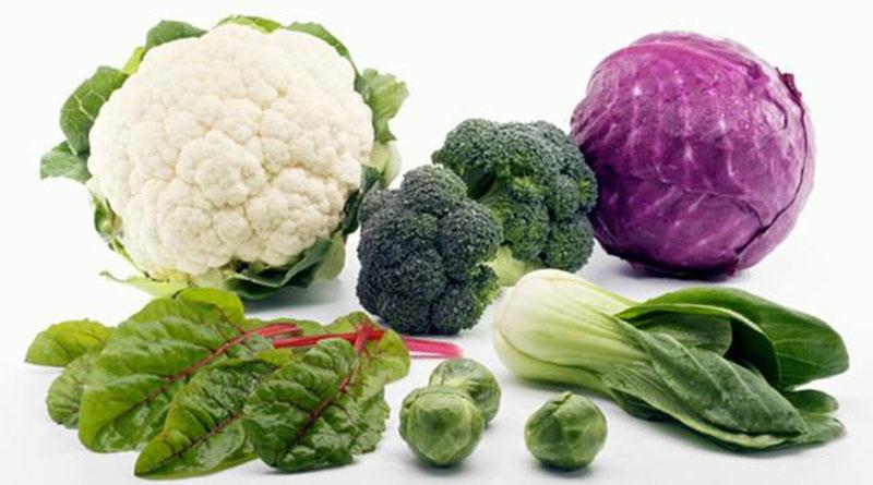 Một số loại rau họ cải