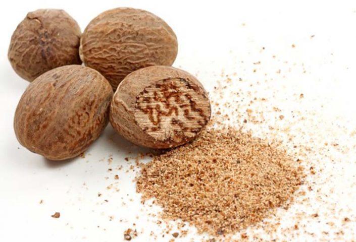 Nhục đậu khấu, đinh hương, lá trầu không - bài thuốc cho chứng bệnh hô hấp