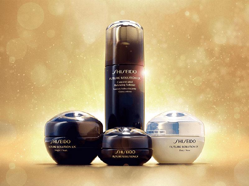 Shiseido là một hãng dược mỹ phẩm nổi tiếng của Nhật Bản