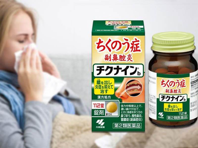 Viêm mũi dị ứng uống thuốc gì? Thuốc chống dị ứng Nhật Bản