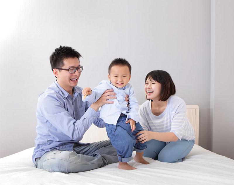 Vảy nến có thể di truyền từ bố mẹ sang con cái với tỷ lệ lên tới 41%
