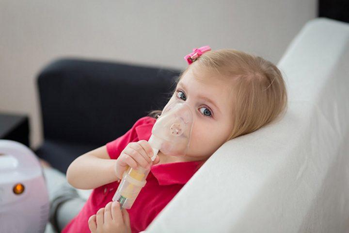 Dạng khí dung thường đường sử dụng cho trẻ trong quá trình điều trị