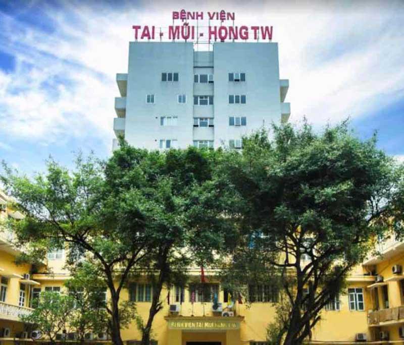 Bệnh viện Tai Mũi Họng Trung ương