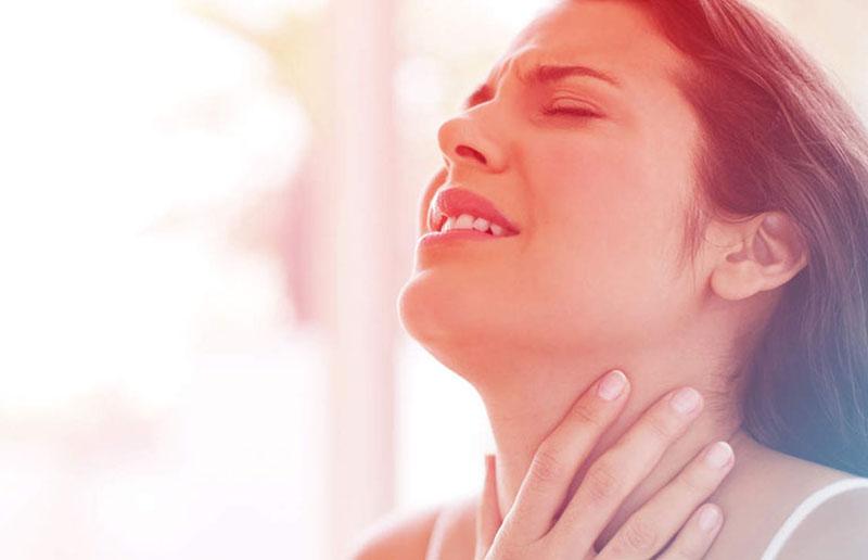 Viêm xoang thường dẫn đến viêm họng, viêm amidan