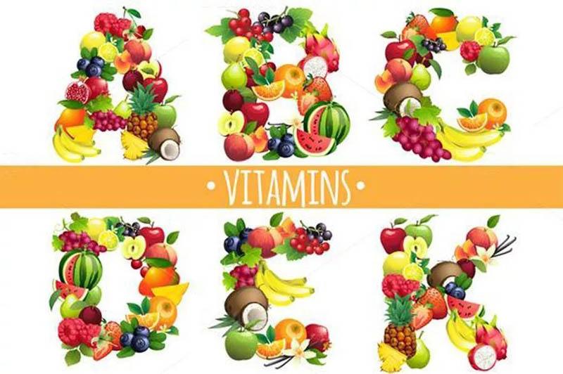 Vitamin rất tốt cho cơ thể