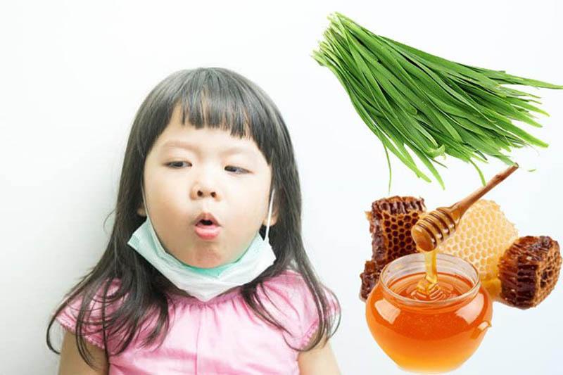 Hẹ hấp mật ong là bài thuốc rất quen thuộc với các mẹ nuôi con nhỏ