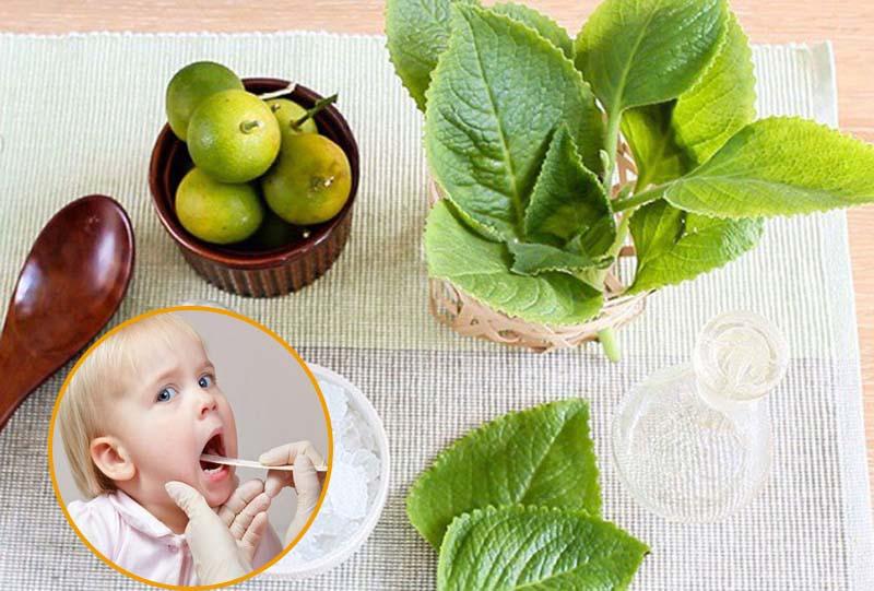 Chữa viêm amidan cho trẻ tại nhà bằng cách nào?