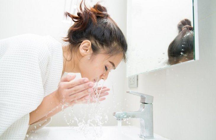 Luôn giữ cho làn da được vệ sinh sạch sẽ