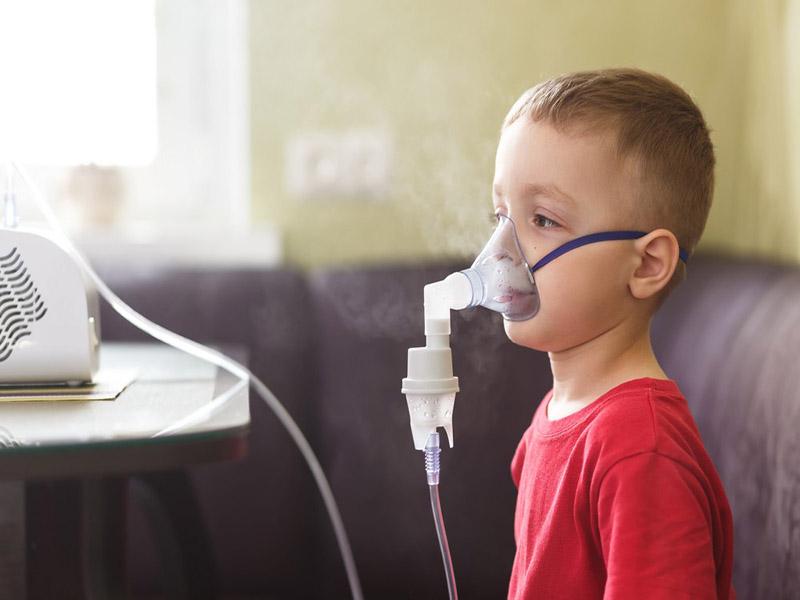 Viêm phế quản co thắt ở trẻ em là gì