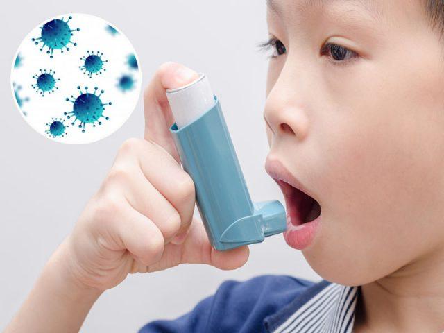 Viêm phế quản bội nhiễm là tình trạng nhiễm trùng trên nền bệnh lý hen phế quản