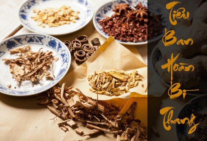 Bài thuốc Tiêu Ban Hoàn Bì Thang điều trị dứt điểm căn nguyên gây mẩn ngứa trên da
