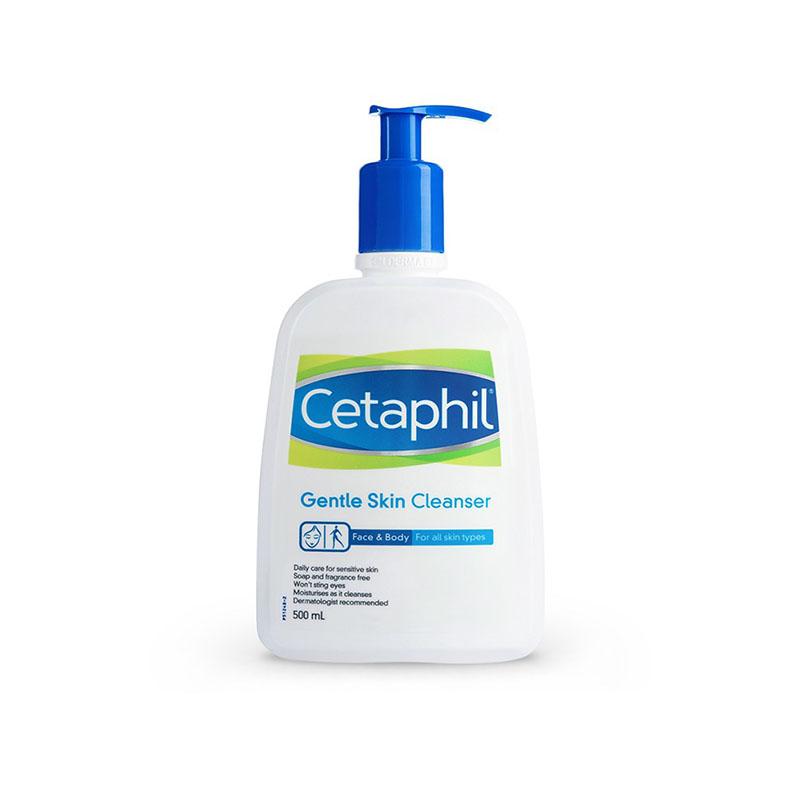 Sữa rửa mặt cho da nhiễm Corticoid