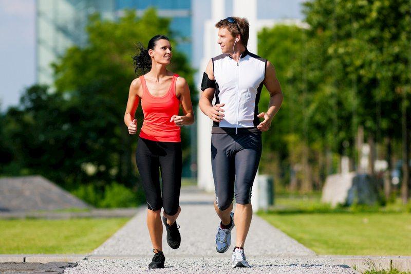 Tập luyện thể dục hàng ngày để nâng cao sức đề kháng cho cơ thể