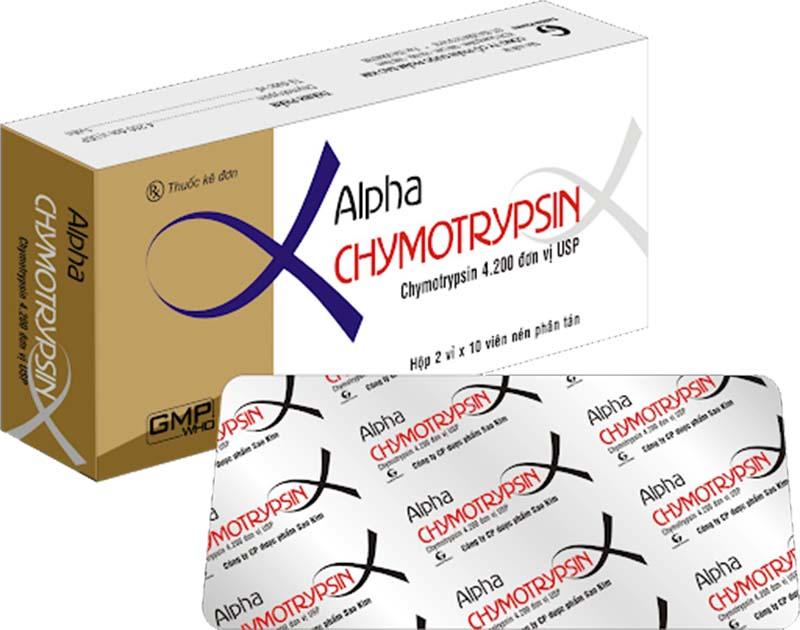 Thuốc kháng viêm được sử dụng trong điều trị viêm họng mãn tính