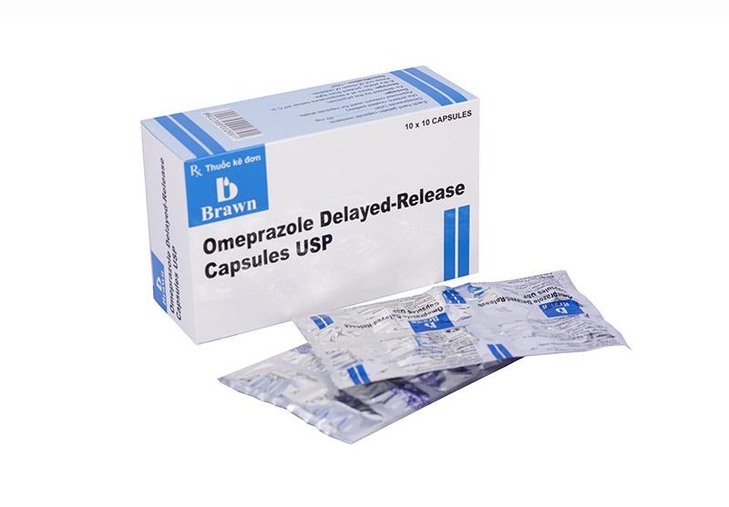 Thuốc điều trị hội chứng trào ngược thực quản dạ dày