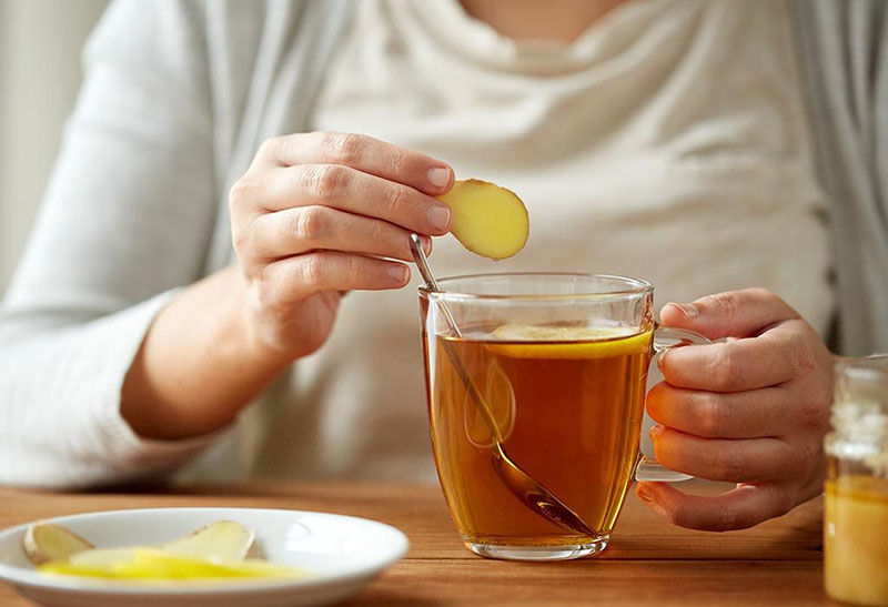 Các loại trà thảo dược vừa an toàn, vừa làm dịu các triệu chứng viêm amidan hiệu quả