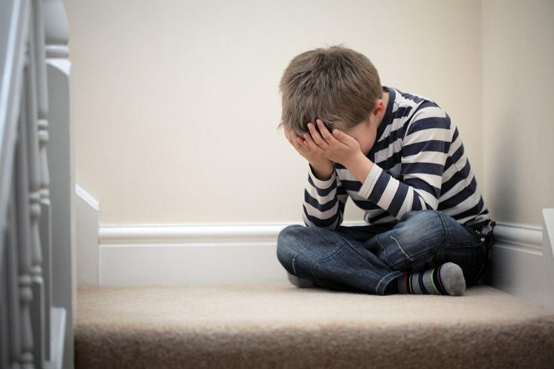 Trẻ có thể tự ti vì mắc vảy nến