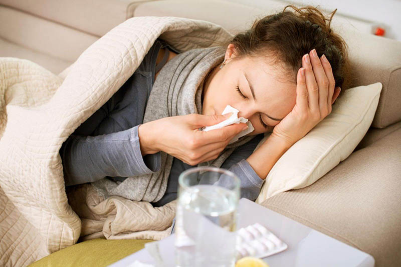 Triệu chứng viêm xoang bội nhiễm