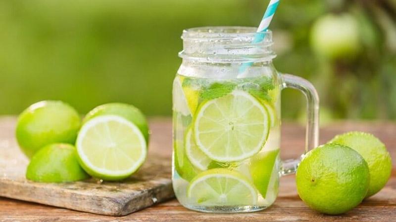 Nước chanh có thể cải thiện các triệu chứng viêm amidan ở trẻ hiệu quả