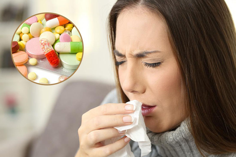 Thuốc điều trị viêm họng cần được cân nhắc sử dụng theo thể trạng và mức độ nặng của bệnh