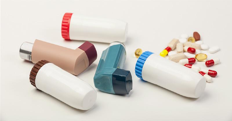Các loại thuốc giãn phế quản là ưu tiên hàng đầu để chữa bệnh viêm phế quản co thắt