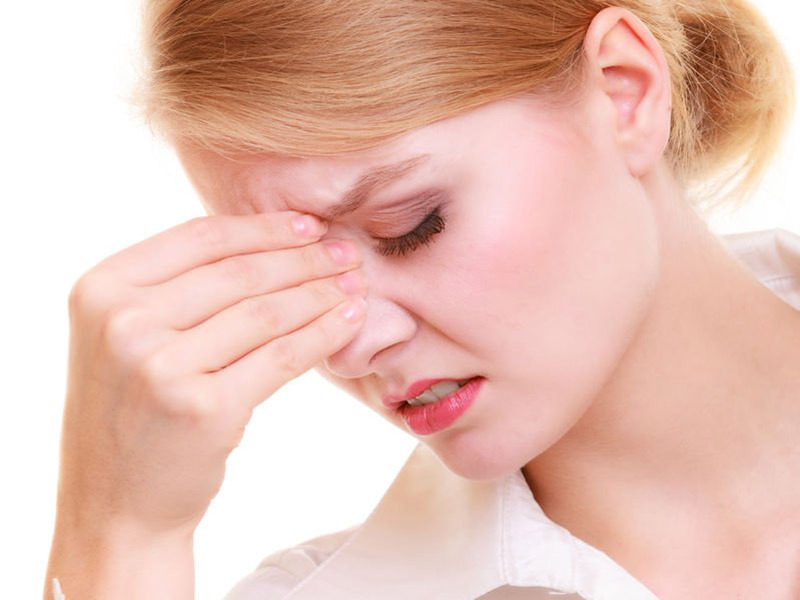 Viêm xoang nặng gây nhiều ảnh hưởng nghiêm trọng đến chất lượng cuộc sống và sức khỏe