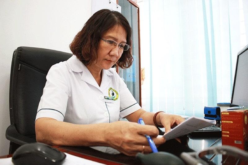 Chân dung vị bác sĩ YHCT giàu y đức Nguyễn Thị Tuyết Lan