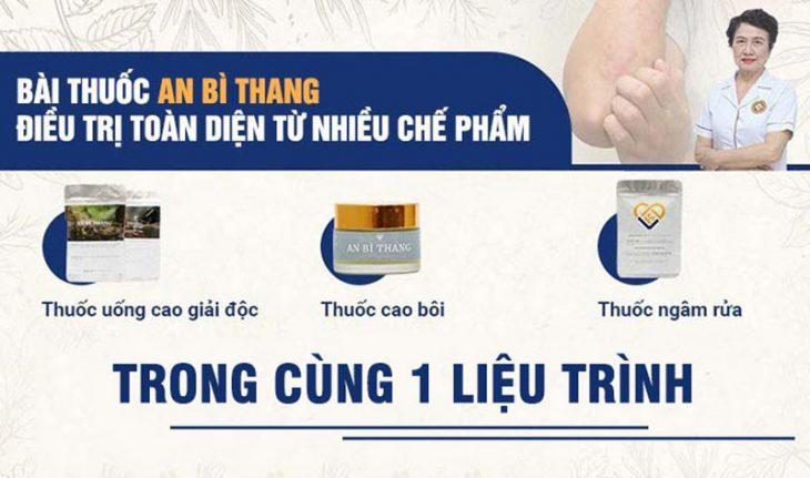 Bộ 3 chế phẩm An Bì Thang