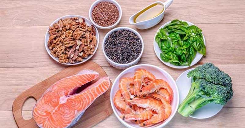 Bổ sung thực phẩm giàu omega-3 cho bé