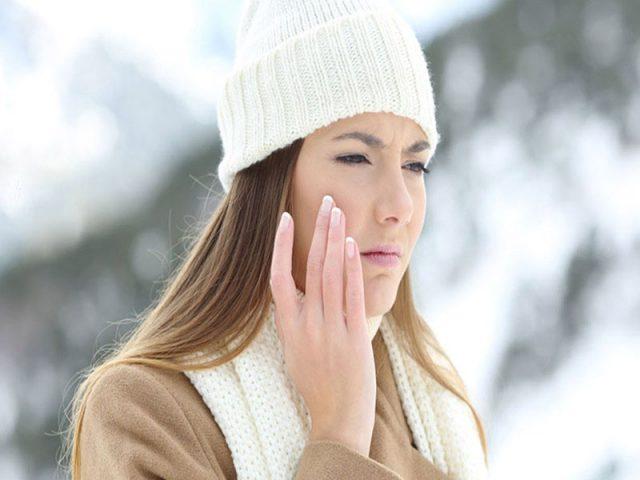 Thời tiết lạnh có thể khiến người bệnh dễ bị nổi mề đay hơn