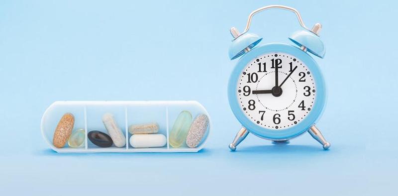 Sử dụng kháng sinh đúng liều, đúng thời gian theo chỉ định của bác sĩ