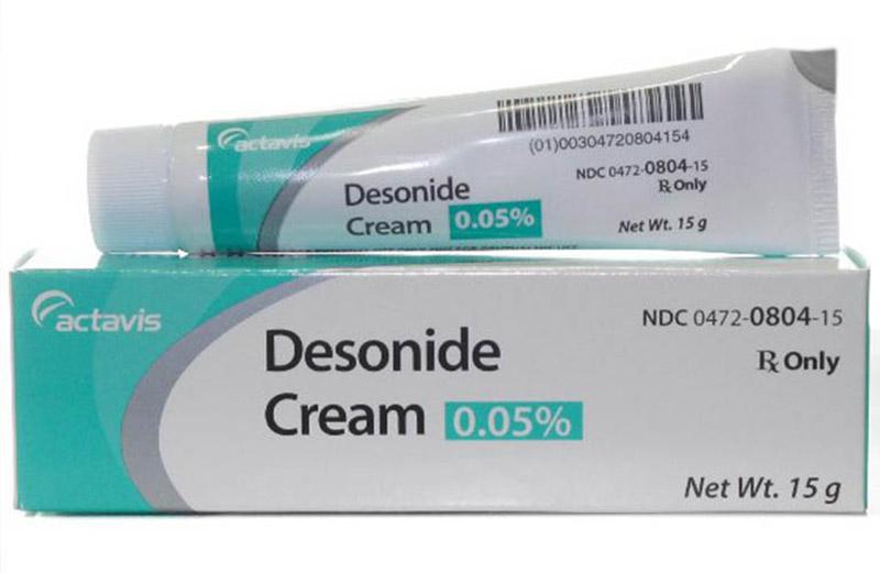 Thuốc Desonide Cream 0,05% dùng được cho cả trẻ sơ sinh trên 3 tháng