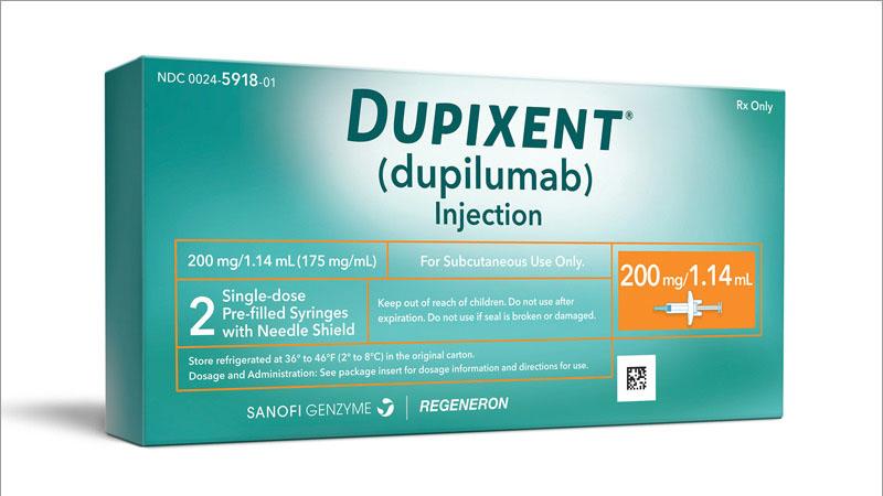 Dupixent là chế phẩm dạng tiêm có giá thành khá cao
