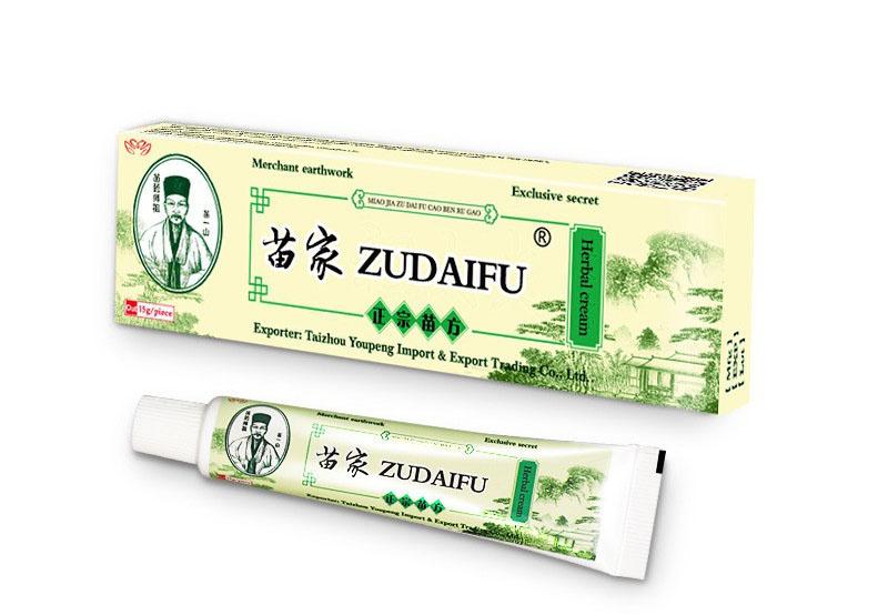 Zudaifu được chiết xuất từ thảo dược nên khá an toàn cho người bệnh