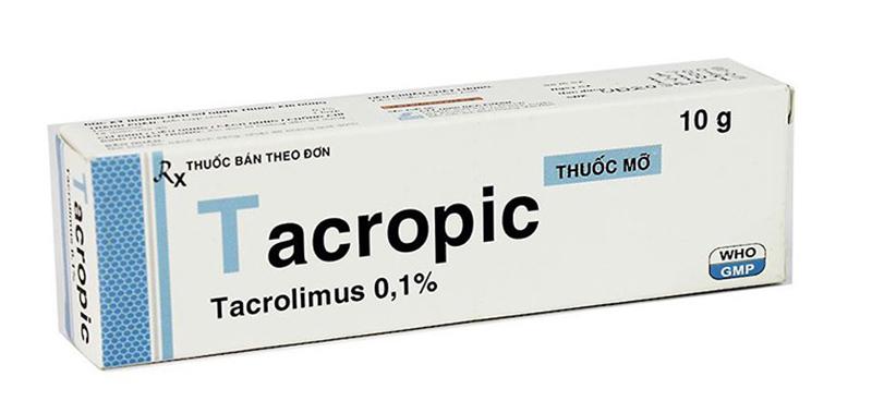 Tacrolimus Ointment được lựa chọn điều trị viêm da dị ứng cho người lớn và trẻ em dạng nặng
