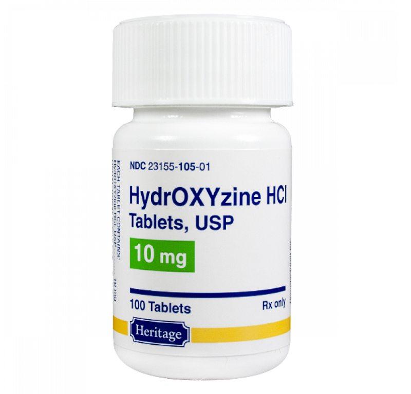 Thuốc Hydroxyzine