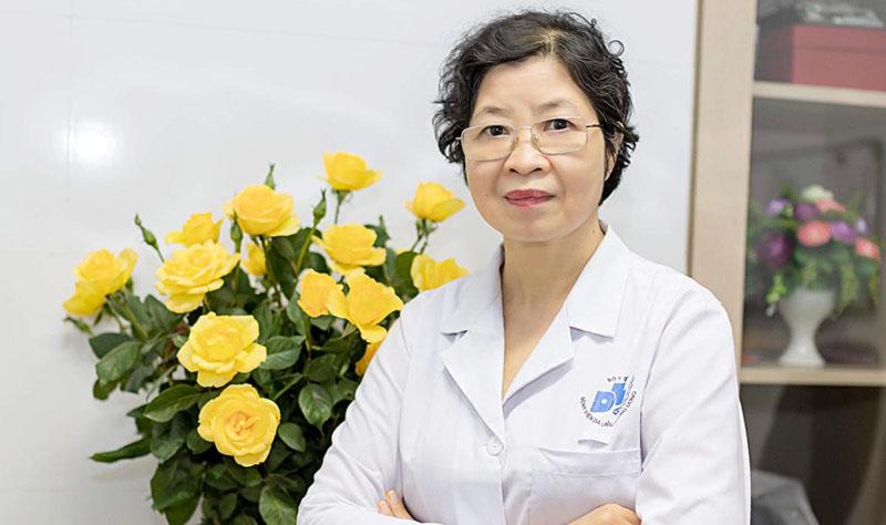 Phó giáo sư- Tiến sĩ- Bác sĩ Trần Lan Anh
