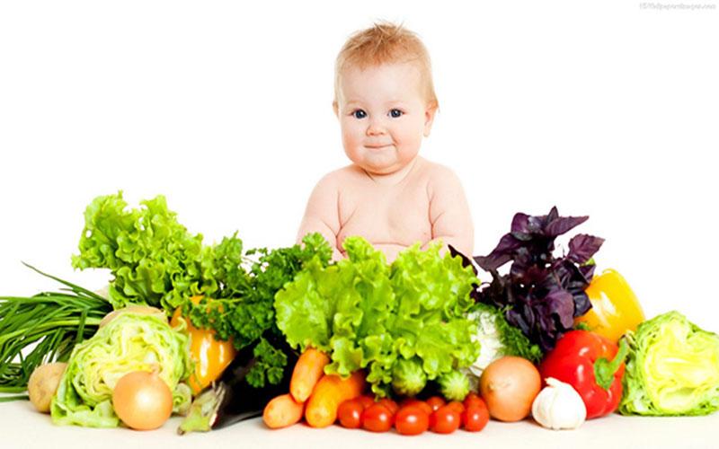 Tăng cường bổ sung cho trẻ bị viêm xoang thực phẩm giàu vitamin và khoáng chất