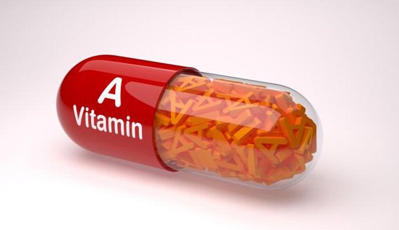 Uống vitamin A mỗi ngày có thể cải thiện tình trạng tiết bã nhờn và bong tróc da