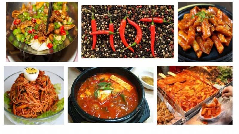 Người bị viêm xoang hàm cần tránh các thực phẩm cay nóng
