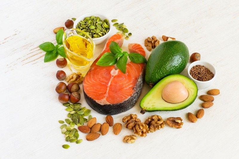 Thực phẩm chứa chất béo lành mạnh