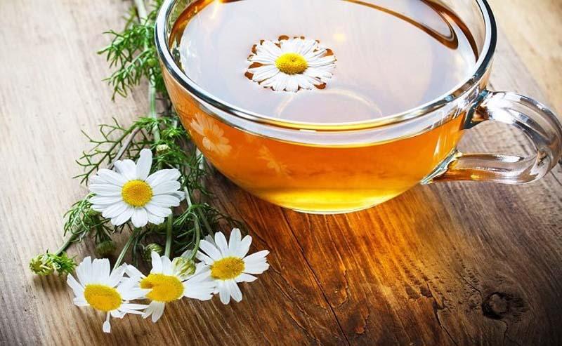 Trà hoa cúc tốt cho tiêu hóa và làm dịu các triệu chứng của viêm hang vị dạ dày