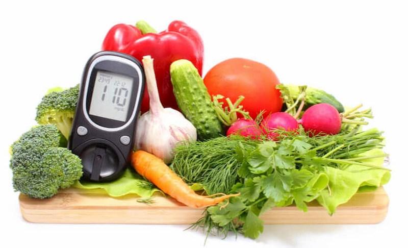 Có chế độ ăn uống khoa học giúp cải thiện tình trạng bệnh tiểu đường và yếu sinh lý ở nam giới