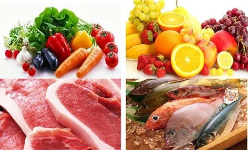 Lựa chọn thực phẩm tươi sống giúp mẹ bầu có được nguồn dưỡng chất tối đa