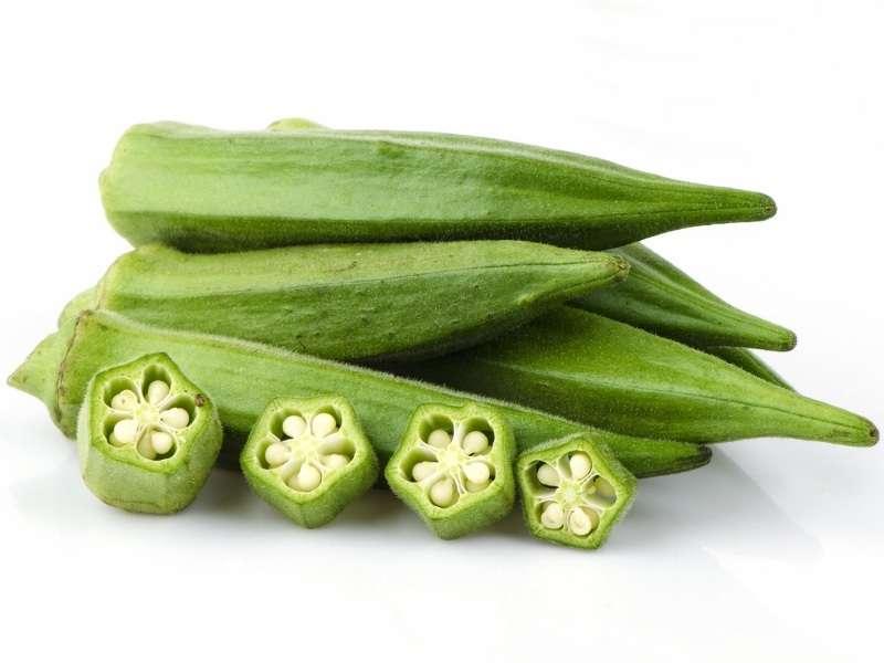 Chất nhầy dồi dào trong quả đậu bắp giúp bao phủ và bảo vệ niêm mạc dạ dày