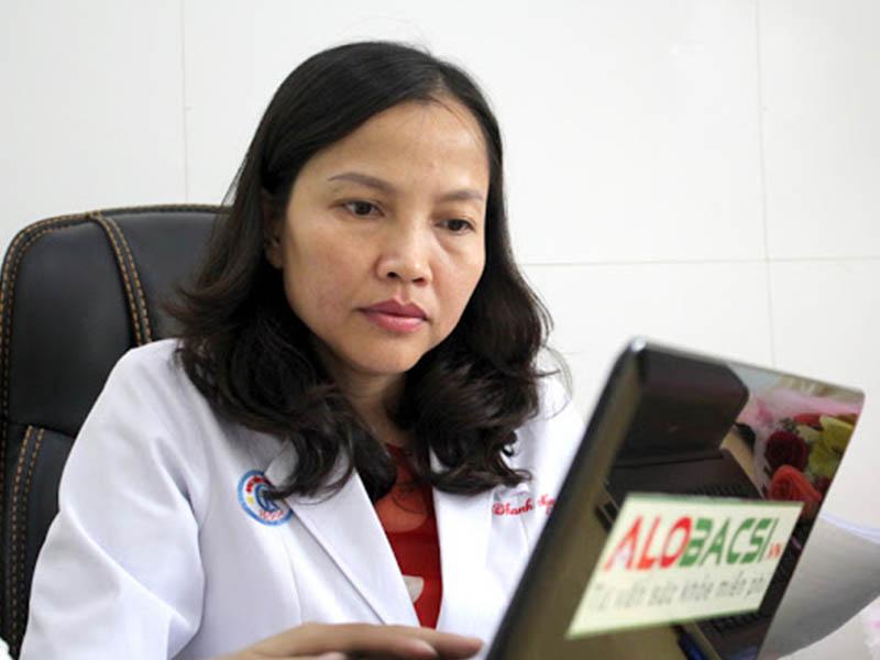 Bác sĩ chuyên khoa I Cao Thanh Ngọc đang là giảng viên tại Đại học Y dược Thành phố Hồ Chí Minh