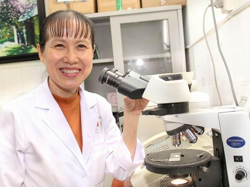 Bác sĩ Hồ Phạm Thục Lan được đánh giá là bác sĩ cơ xương khớp đầu ngành tại Thành phố Hồ Chí Minh