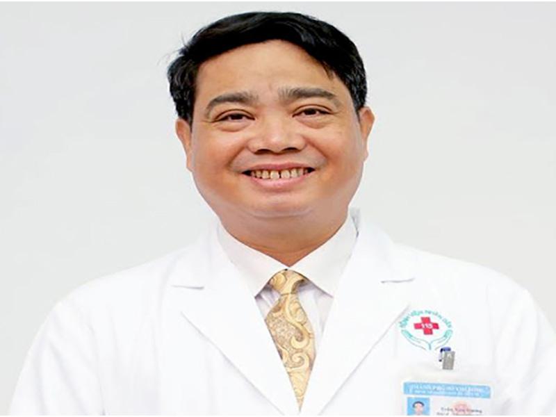 Bác sĩ cơ xương khớp giỏi Trần Văn Dương được nhiều người bệnh đánh giá cao